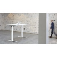 LUVIO Bureau Sta-zittafel (elektrisch verstelbaar)